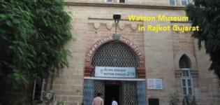 Watson Museum in Rajkot - Address Timings Images of Watson Museum