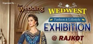 Wedwest Wedding and Lifestyle Exhibition 2018 in Rajkot at The Imperial Palace