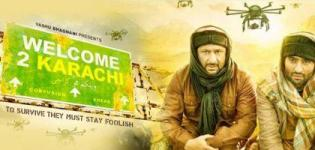 Welcome to Karachi Hindi Movie Release Date 2015 - Star Cast & Crew