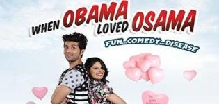 When Obama Loved Osama Bollywood Movie 2018 - Release Date and Star Cast Crew Details