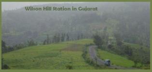 Wilson Hill Station in Surat Gujarat India