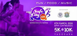 Women Run for Women 2018 - Women Marathon by SafeCity10k Date and Venue Details