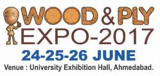 Wood and Ply Expo 2017 in Ahmedabad at University Exhibition Hall