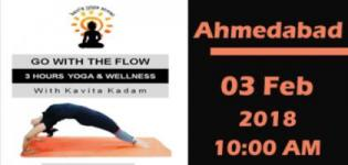 Workshop on Yoga and Wellness 2018 in Ahmedabad Date and Time Details