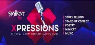 Xpressions an Open Mic Night Event of 2018 for all Talented People at Rajkot