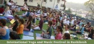 International Yoga and Music Festival Rishikesh 2013