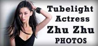 Zhu Zhu Tubelight Actress Photos - Zhu Zhu Images in Tublight Movie