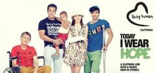 Salman Khan Being Human Flagship Store Launch in Mumbai India Photos