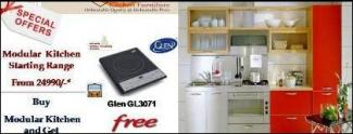 Special Offers at Queen's Kitchen Furniture Ahmedabad
