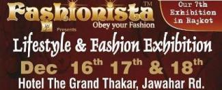 FASHIONISTA � Lifestyle & Fashion Exhibition 2011 Rajkot