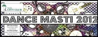 Dance Masti 2012 - Neel's City Club Rajkot