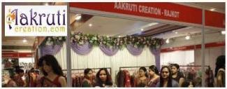 Aakruti Creation Stall in Fashionista 2011 in Rajkot