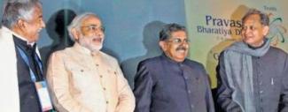 Pravasi Bharatiya Divas 2012 - NRI Invited to Invest in Gujarat by Narendra Modi CM Gujarat India