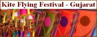 Kite Flying Festival in Gujarat India 2012 - Uttarayan 2012 - Makar Sankranti 2012