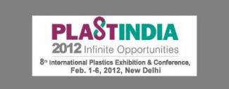 PlastIndia 2012 - International Plastic Exhibition & Conference 2012 at New Delhi India