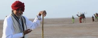 Kutch Nahi Dekha To Kuchh Nahi Dekha - Big B in Gujarat for Gujarat Tourism Ad Campaign