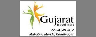 Gujarat Travel Mart 2012 in Ahmedabad on 22-24 February 2012 - Gujarat India