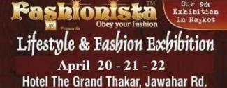 Fashionista Exhibition Rajkot - April 20 21 22 at The Grand Thakar