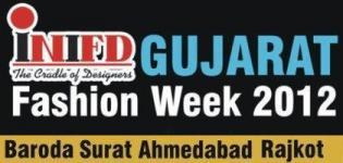 INIFD Gujarat Fashion Week 2012 - Baroda Surat Ahmedabad Rajkot