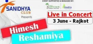 Himesh Reshammiya in Rajkot Gujarat - Live in Concert