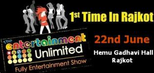 The Entertainment Unlimited - Fully Entrainment Show in Rajkot Gujarat India
