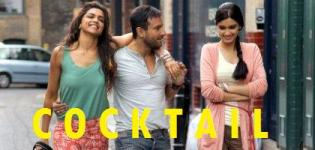 Cocktail Bollywood Hindi Movie 2012 - Deepika Padukone and Saif Ali Khan New Film Release Date