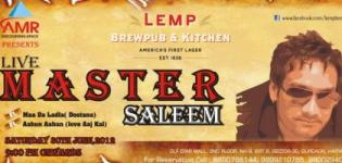 Master Saleem Live Program New Show in Gurgaon India 2012