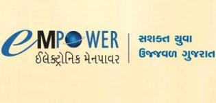 eMPOWER Gujarat  (Electronic Manpower) Government of Gujarat Initiative Program