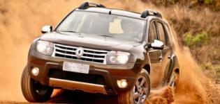 Renault Duster SUV New Car Launch in India � Price Features Reviews