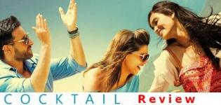 Cocktail Movie Review 2012 - Review of Cocktail Hindi Movie