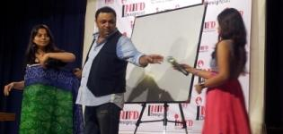 INIFD Workshop by Fashion Designer Ashley Rebello - Photos