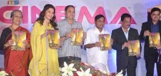 Madhuri Dixit launches Its Only Cinema Magazine Pics Latest Photos Pictures Images 2012