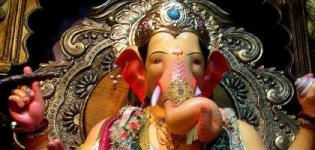 Ganesh Chaturthi 2017 Dates - Ganpati Festival 2017 India Start End Date