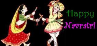 Gujarati Raas Garba - Navratri Dandiya Festival in Gujarat