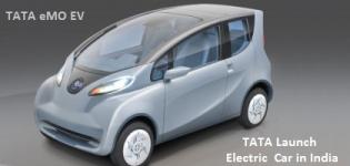 Tata Launch New Electric Car eMO EV in India 2012 with Price Features Photos