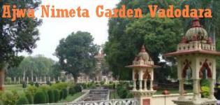 Ajwa Nimeta Garden Vadodara Baroda Gujarat