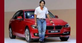 Sachin Tendulkar BMW Car 3 Series Launch In Mumbai India 2012 Price Photos