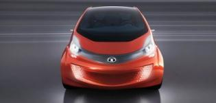 Tata Megapixel - New Global Electric Car Launch in India 2012 Price Photos