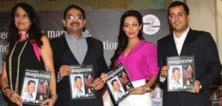 Latest News of Malaika Arora Khan Pics Photos at Mercedes Benz Magazine Launch