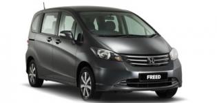 Honda Freed Specifications Review 2012 - Honda Freed Diesel Price in India