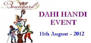 Dahi Handi Event by Boulevard 9 Resort & Spa - Nadiad Gujarat