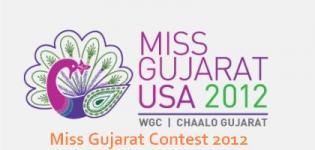 Miss Gujarat USA 2012 - Miss Gujarat Contest 2012