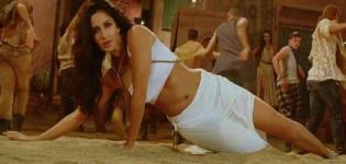 Katrina Kaif Item Song in Ek Tha Tiger Movie - Masha Allah Hot Latest New Item Song