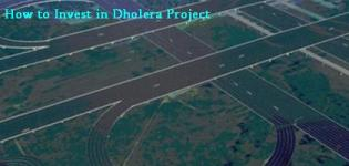 Why to Invest in Dholera SIR Project near Dholera International Airport
