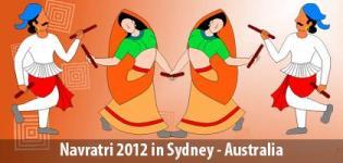 Navratri in Sydney - Navratri Raas Garba Dandiya Festival Celebrations in Sydney