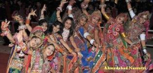 Navratri Garba in Ahmedabad 2015 - Navratri Festival Celebration Ahmedabad