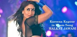 Kareena Kapoor Hot Item Song in Heroine Movie 2012 - Halkat Jawani New Latest Video