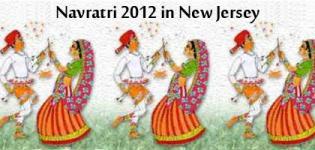 Navratri in New Jersey - Navratri Raas Garba Dandiya Festival Celebrations in New Jersey USA