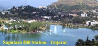 Saputara Hill Station Gujarat India