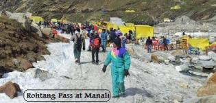 Rohtang Pass Photos - Rohtang Pass Manali Pictures Images Latest Pics Gallery